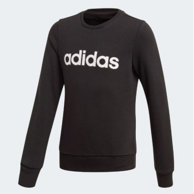 ADIDAS YG E LN SWEAT NEGOR BLANCO