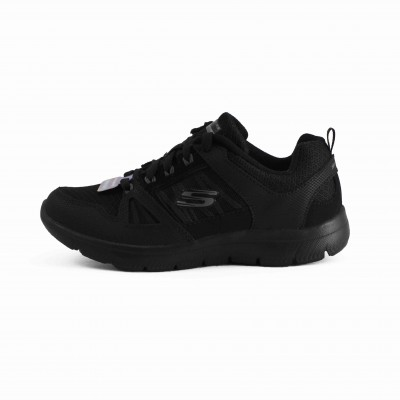 SKECHERS SUMMITS NEW WORLD BLACK