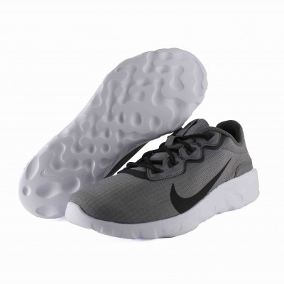 NIKE EXPLORE STRADA GUNSMOKE BLACK