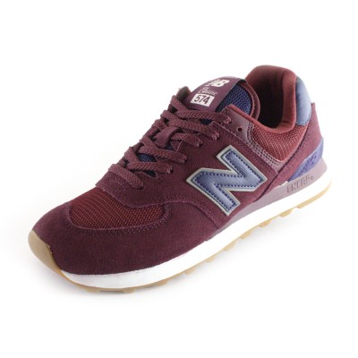 TENIS NEW BALANCE ROJO ML574SPQ