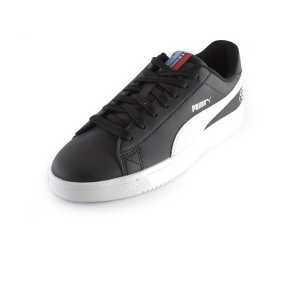 Tenis Negro Puma Bmw Court Breaker Derby