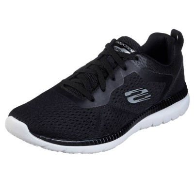 SKECHERS BOUNTIFUL NEGRO