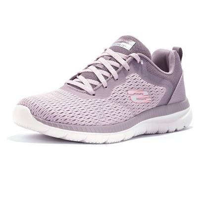 SKECHERS BOUNTIFUL - QUICK PATH LILA