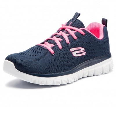 SKECHERS GRACEFUL - GET CONNECTED AZUL