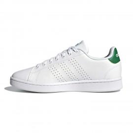 Tenis Blanco Adidas Advantage Hombre