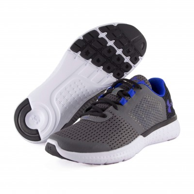 UNDER ARMOUR BGS MICRO G FUELRN GRAPHITE