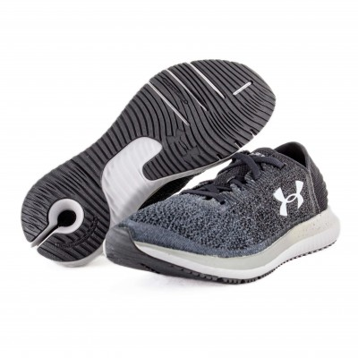UNDER ARMOUR THREADBORNE BLACK