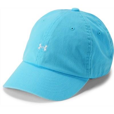 UNDER ARMOUR FAVORITE LOGO CAP-BLUE