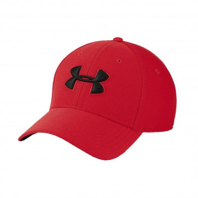 UNDER ARMOUR MEN'S BLITZING 3.0 CAP RED