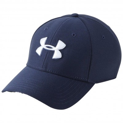 UNDER ARMOUR MEN'S BLITZING 3.0 CAP NVY