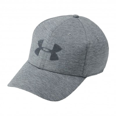 UNDER ARMOUR MEN'S TWIST CLOSER GRAPHITE STEEL