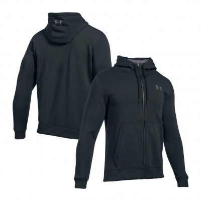 UNDER AMOUR TB HOODIE ANTHRACITE
