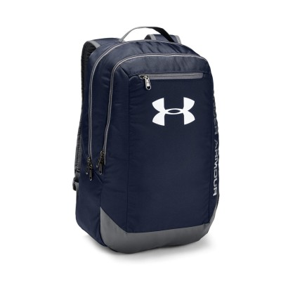 UNDER ARMOUR UA HUSTLE BACKPACK LDWR NVY
