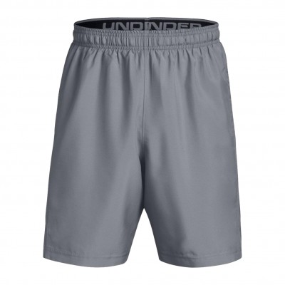 UNDER ARMOUR GRAPHIC SHORT GRY