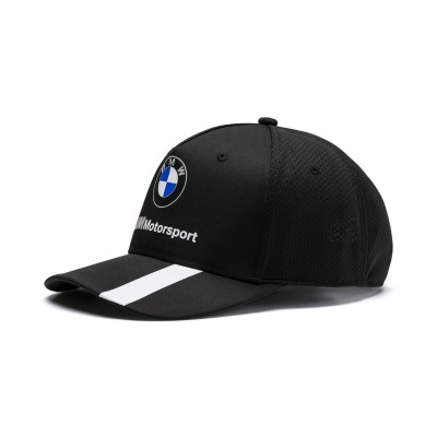 PUMA BMW MOTORSPORT CAP BLACK
