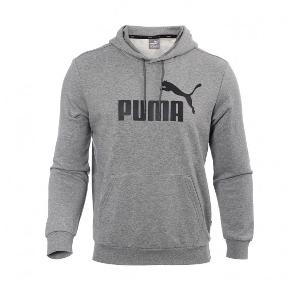 PUMA ESSENTIAL HOODY BIG LOGO