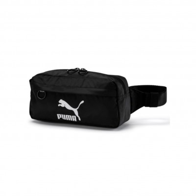 PUMA ORIGIANLS BUM BAG BLACK
