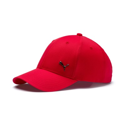 PUMA METAL CAT CAP RISK RED