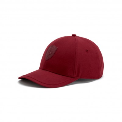 PUMA BASEBALL CAP POMEGRANATE
