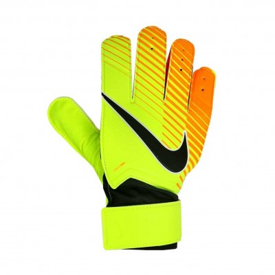 NIKE GUANTES JR MATCH AMARILLO