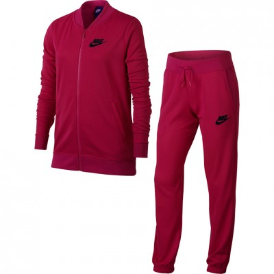 NIKE GIRLS TRACKSUIT ACTIVE PINK