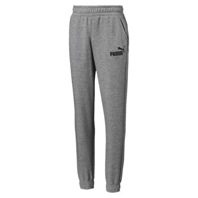 PUMA ESS NO 1 SWEAT PANT TR B KD MEDIUM GRAY HEATHER