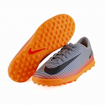NIKE JR MERCUR VORTEX CL GRY MTLC