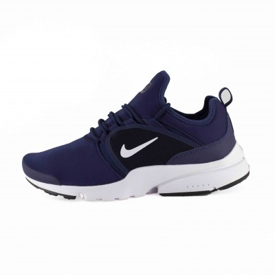 NIKE PRESTO FLY WRDL MIDNIGHT NAVY WHITE BLACK