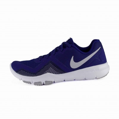 NIKE FLEX CONTROL II BLUE VOID WOLF GREY