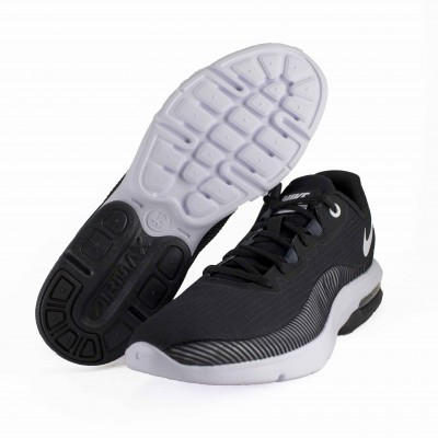 newest 126a4 3dab7 NIKE AIR MAX ADVANTAGE 2 BLACK/WHITE-ANTHRACITE