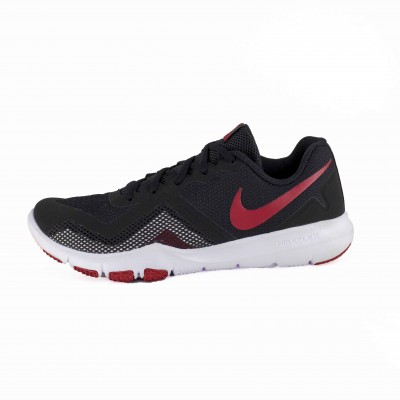 NIKE FLEX CONTROL II BLACK -RED