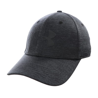 UNDER ARMOUR TWIST CLOSER 2.0 CAP BLACK GREY