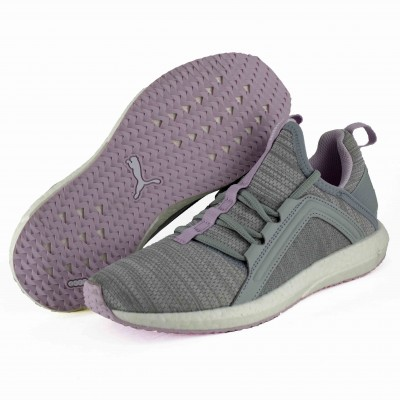 PM MEGA NRGY KNIT WNS QUARRY WINSOME ORCHID PUMA