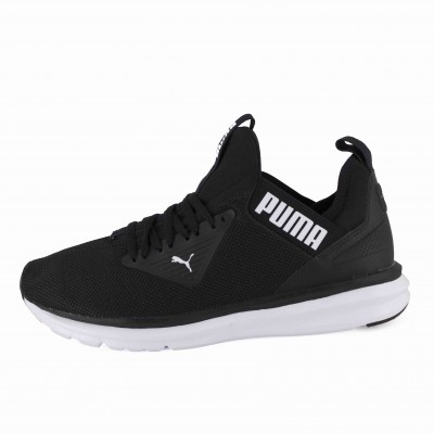 PUMA ENZO BETA BLACK QUARRY WHITE