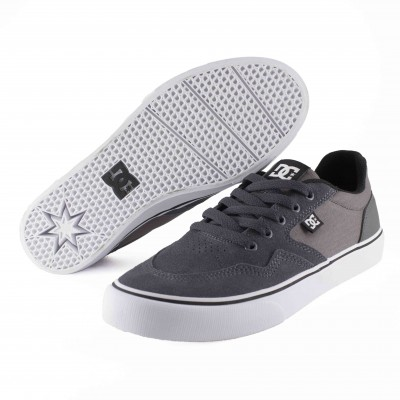 DC ROWLAN SD GREY/WHITE