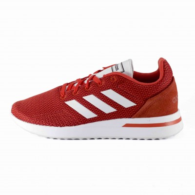 ADIDAS RUN70S HIRERE FT WHITE SCARLE