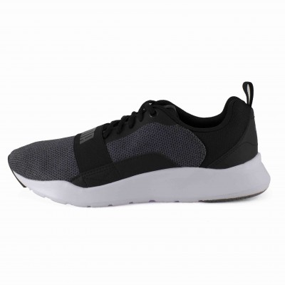 PUMA WIRED KNIT PUMA BLACK IRON GATE