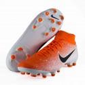 Guayos Naranja Nike SuperFly 6 Academy TG Crimson