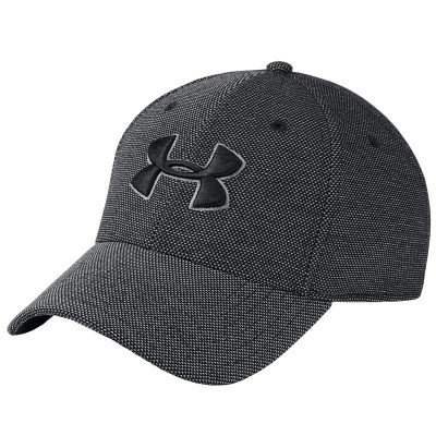 UNDER ARMOUR MHEATHERED BLITZING3.0 BLACK GRAPHITE