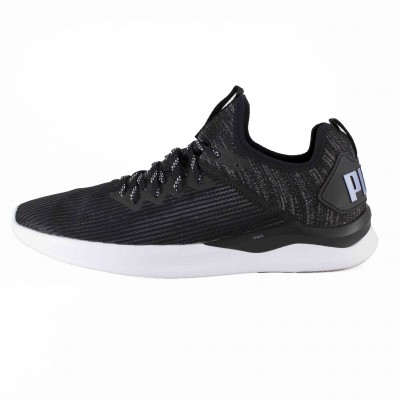 PUMA IGNITE FLASH EVOKNIT ST BLACK QUIET SHADE