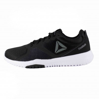 REEBOOK FLEXAGON FORCE NEGRO GUM BLANCO