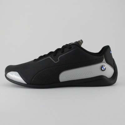 PUMA BMW MMS DRIFT CAT 8 BLACK SILVER